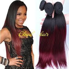 cheap hair extensions cheap ombre malaysian hair silky t1b 99j human