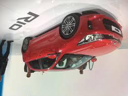 kia supercar quick spin 2018 kia rio shows hall of fame designer is earning