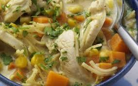 poulet cuisine waterzooi de poulet à la blanche de hoegaarden cuisine et recettes