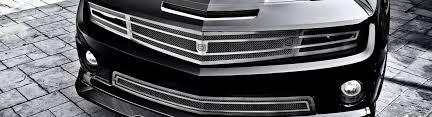 camaro custom grill chevy camaro custom grilles billet mesh cnc led chrome black