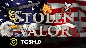 tosh 0 stolen valor youtube