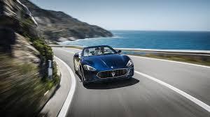 blue maserati 4 door 2018 maserati granturismo luxury convertible maserati usa