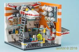 Star Wars Bedrooms by Lego Star Wars Bedrooms Before The Force Awakens Technabob