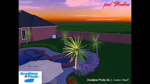 madden home acadiana pools youtube