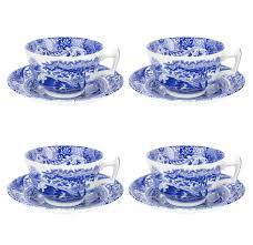 Spode Vases Spode Blue Italian Hexagonal Vase Spode Usa