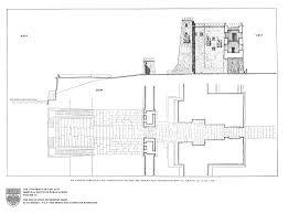 west quay floor plan west thebes medinet habu