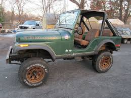 jeep eagle for sale 1979 amc jeep cj 5 golden eagle cj5 4x4 lifted for sale in