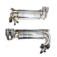 testarossa exhaust exhaust parts for 365 gt4 bb 512 testarossa superformance