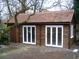 Summer Garden Houses - sparkford timber buildings