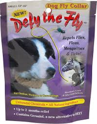 Radio Collar For Beagle Defy The Fly Dog Fly Collar R U0026r Group Inc Health Fly Mosquito
