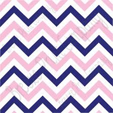 chevron pattern in blue navy blue white and light pink chevron craft vinyl sheet