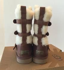 womens ugg becket boots ugg australia womens becket boots style 1005380 size 8 chestnut