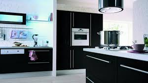 Meuble De Cuisine Noir by Indogate Com Cuisine Moderne Design Italienne