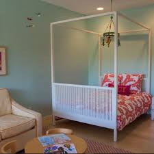 Bed And Nightstand Cabana Canopy Bed Ducduc