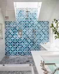 blue tile bathroom ideas the 25 best blue tiles ideas on green bathroom tiles