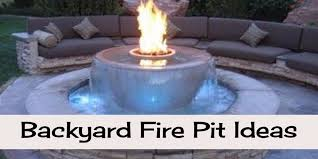 Backyard Fire Pits Ideas by Backyard Fire Pit Ideas And Designs For Your Yard Deck Or Patio