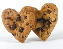 heart shaped crackers heart shaped chocolate chip cookies everything