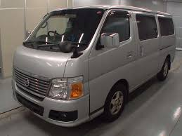 nissan cherry vanette roots japan stock