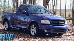 Ford Lightning New Ford Lightning Review The Powerful Sketchy Sleeper Truck Youtube