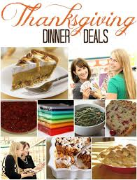 thanksgiving dinner deals shopping list recipes fabulessly frugal