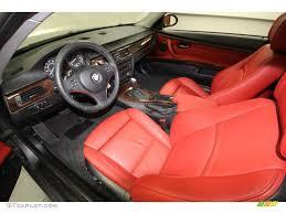 E92 335i Interior E92 Looking To Trade My Red Interior For Your Black Interior
