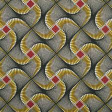 tissus motif paris tissu africain wax rouge mondial tissus patterns pinterest