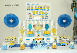 minion baby shower decorations minion baby shower ideas babywiseguides