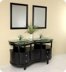 Bathroom Cabinets With Mirror Fresca Fvn3331es Unico 63