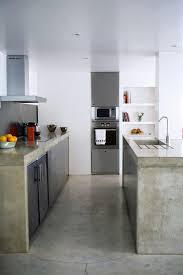 cuisine béton ciré dans la cuisine béton ciré sur carrelage est ce possible