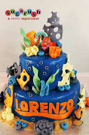 50 best nemo cake images on pinterest finding nemo cake cake