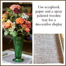 Frugal Home Decorating Blogs Easy Fall Home Decor