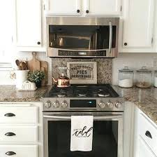 Ideas For Decorating Kitchen Countertops October 2017 Dynamicpeople Club