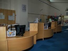 banque de bureau une journée ordinaire ma g bu