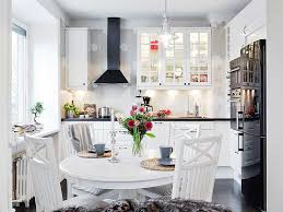 Kitchen Round Tables by Small Round Dining Kitchen Tables For Small Kitchens Home Design