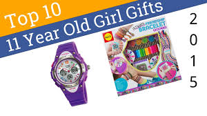 10 best 11 year old gifts 2015 youtube