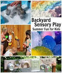 Backyard Ideas For Children Summer Camp At Home 25 Fun Backyard Kids Activities Where