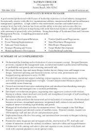 Verizon Resume Banquet Chef Resume Ilivearticles Info