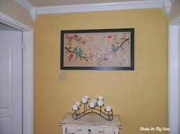 benjamin moore gold leaf thinking this would make a nice kitchen