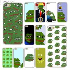 Meme Iphone 5 Case - lavaza the frog meme memes hard plastic fashion clear skin phone