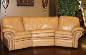 Curved Conversation Sofa Curved Sofa Custom Made In America Since 1913 6936 Furniture