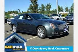 cadillac 2010 cts for sale used cadillac cts for sale in greensboro nc edmunds
