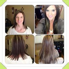 Before After Hair Extensions by Hotheads Hair Extensions Before And After By Keri Moss 5127696144