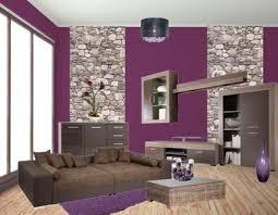 Wohnzimmer Ideen Wandgestaltung Grau Wohnzimmer Ideen Wandgestaltung Lila Angenehm Auf Moderne Deko In