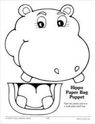bag puppet dinosaurs preschool theme pinterest puppets