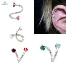cartilage earing popular helix cartilage earring buy cheap helix cartilage earring