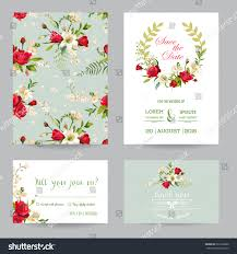 Vintage Floral Frame For Invitation Wedding Baby Shower Card Save Date Wedding Invitation Congratulation Card Stock Vector