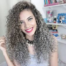 perm for grey hair image result for curly grey long ringlets curly hair pinterest and