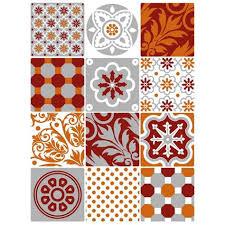 sticker pour carrelage cuisine stickers pour carreaux salle de bain 5 sticker mural quot salon