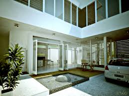 courtyard home interior courtyards house plans 49684
