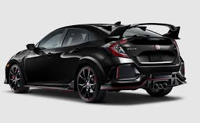 honda civic type r 2017 shingle springs honda u2014 2017 honda civic type r overview